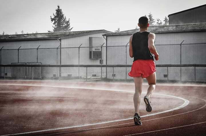 Kyle Ganoung Running