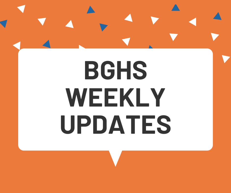 Weekly Updates Photo