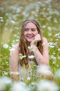Bethany Tuchardt senior photo