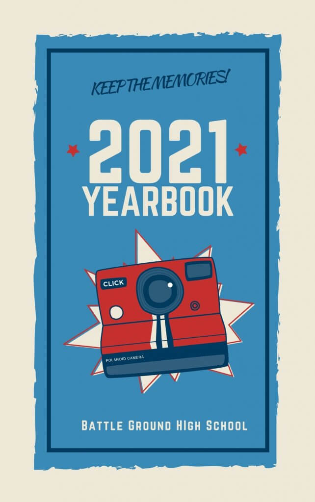 2021 Yearbook Ready for Pick Up